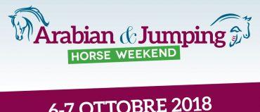 Arabian & Jumping: appuntamento con gara di salto e competizione cavalli arabi